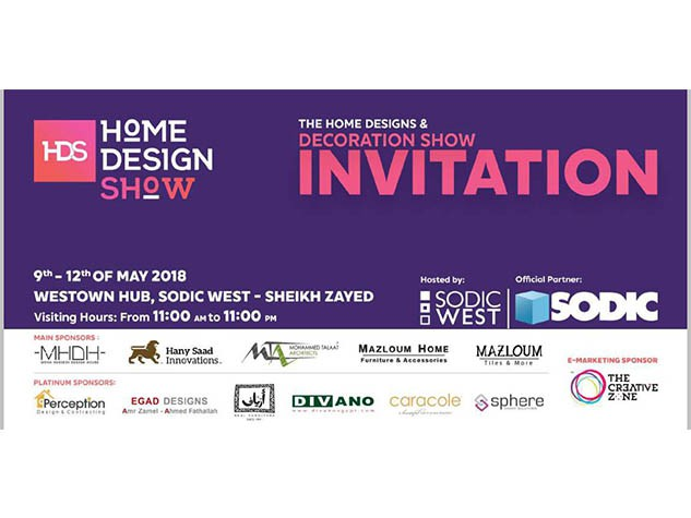 The Home Designs & Decoration Show